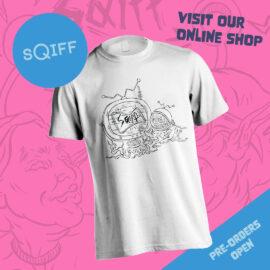 SQIFF 2020 merchandise on sale